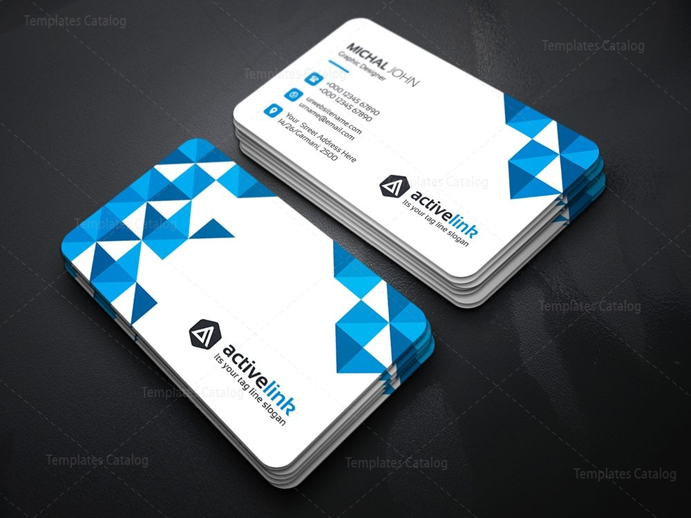 Eps Business Card Template
