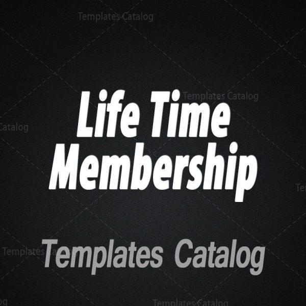 life-time-membership-tempate-catalog