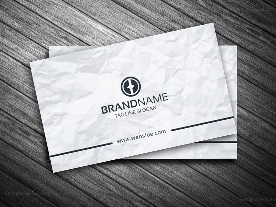 Eps visiting card template 000089 template catalog eps visiting card template flashek