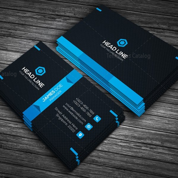 Premium Business Card Template-4