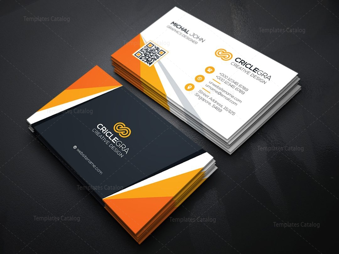 Visiting card template 000084 template catalog visiting card template 3 cheaphphosting