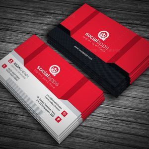 3d effect business card template archives template catalog 3d effect business card template wajeb Image collections