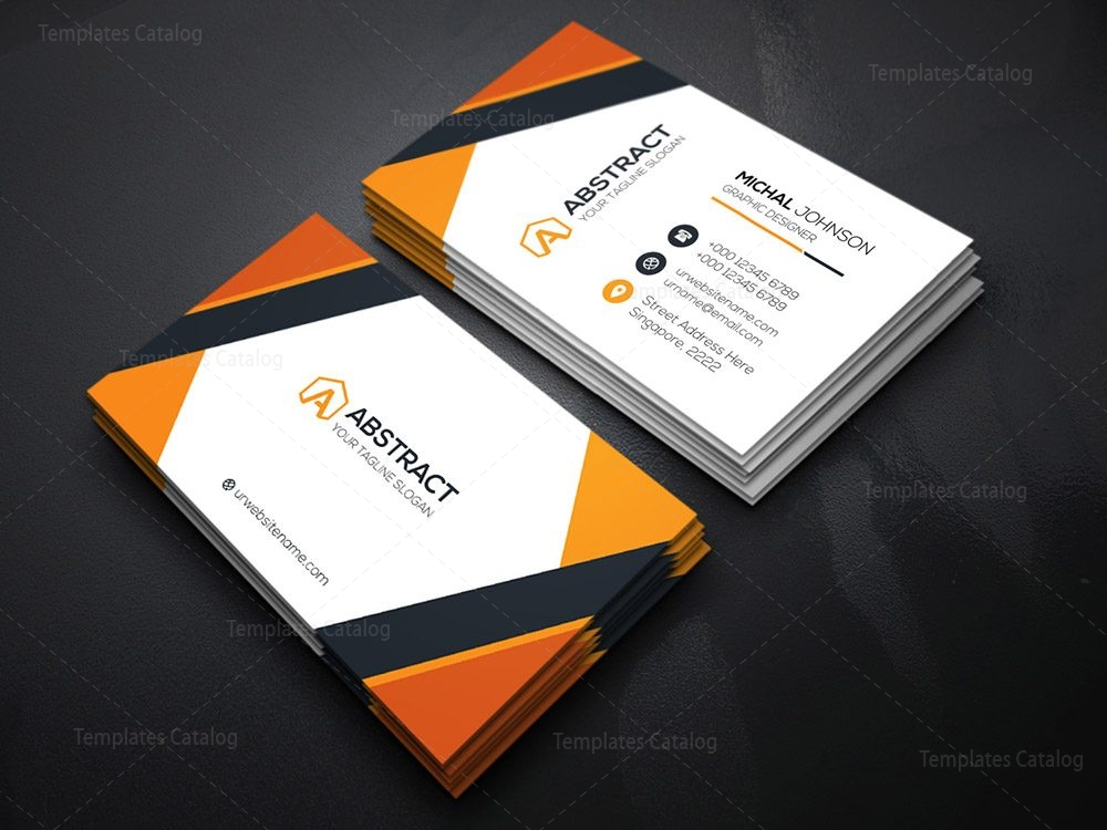 Lovely classy business card designs contemporary business card classy business card template 000122 template catalog colourmoves