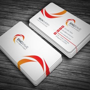 3d effect business card template archives template catalog engrave business card template flashek Gallery