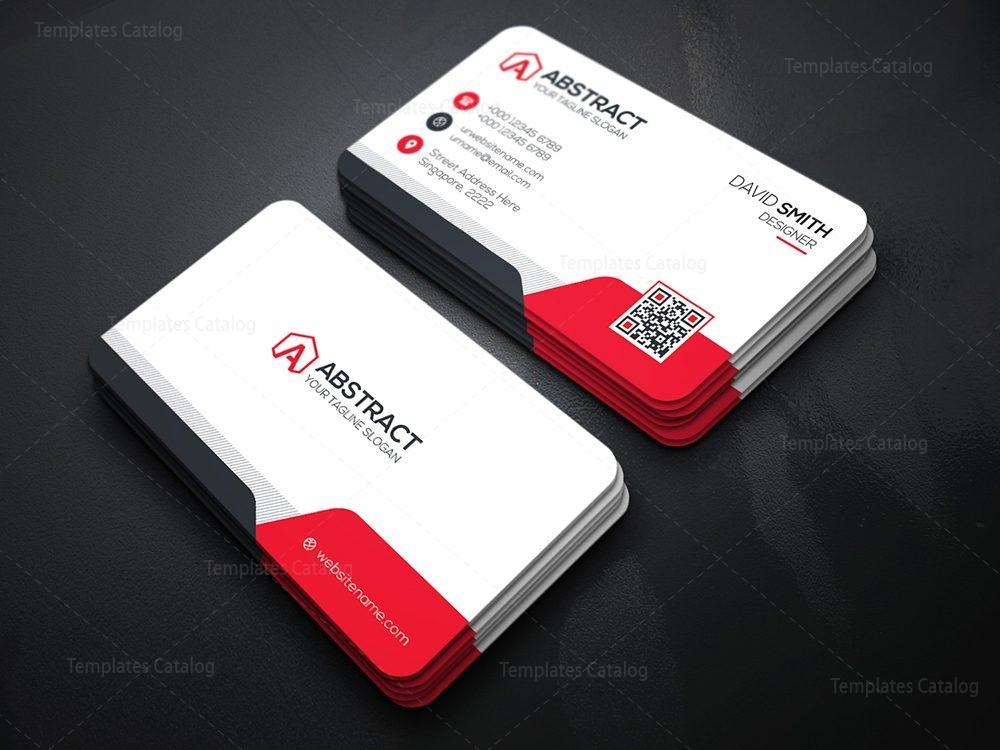 Minimal business card 00102 template catalog minimal business card template wajeb Image collections