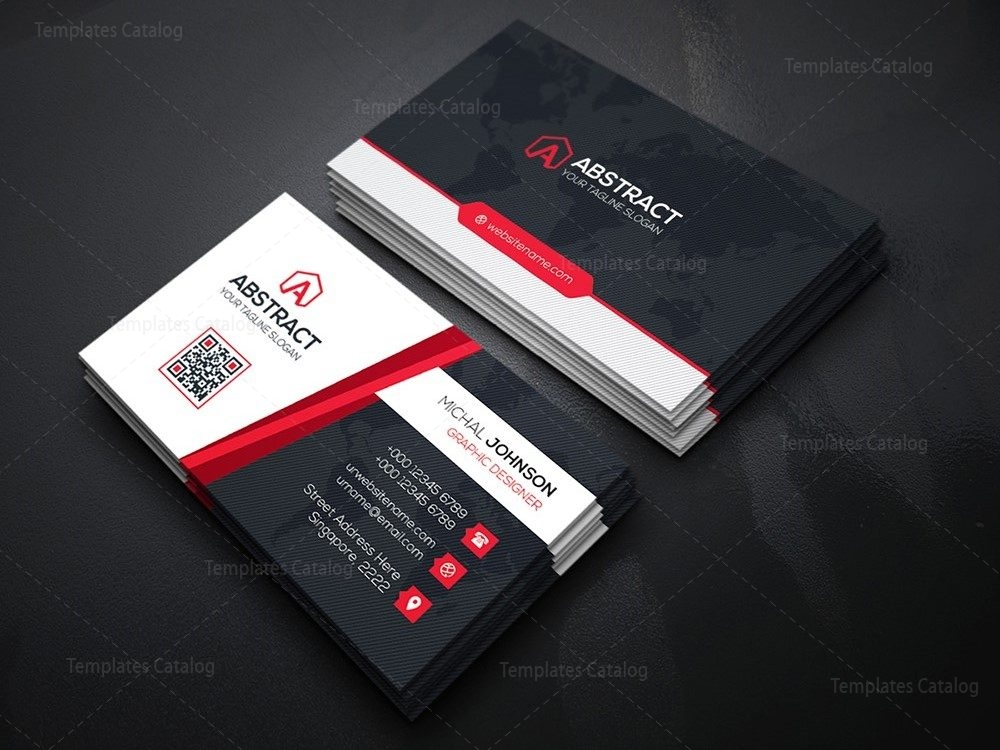 PSD Technology Business Card 000167