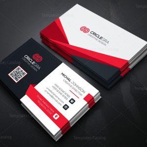 Stylish Technology Business Card