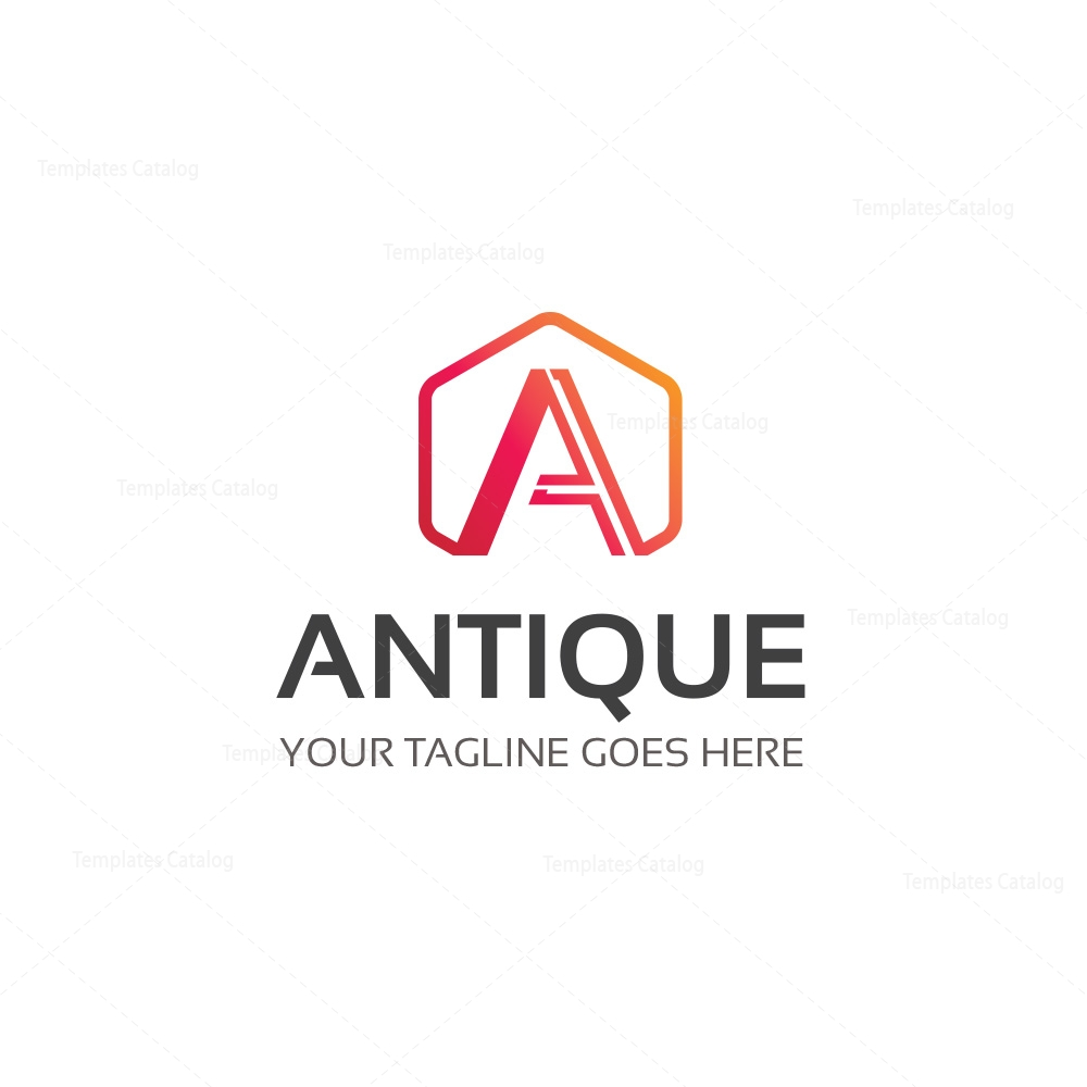 Antique Logo Design Template
