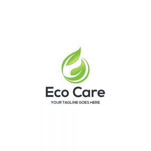 Eco Care Corporate Logo Template