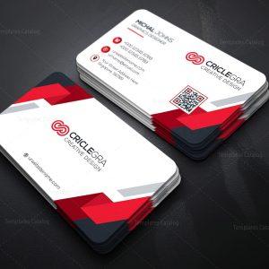 Organisation Business Card Template