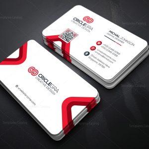 PSD Mega Star Business Card Template