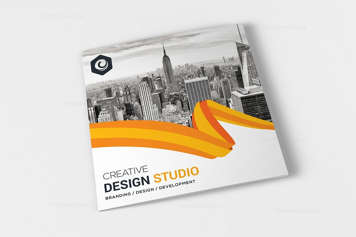 Tri fold stylish business brochure template template catalog tri fold stylish business brochure template 4 fbccfo Gallery