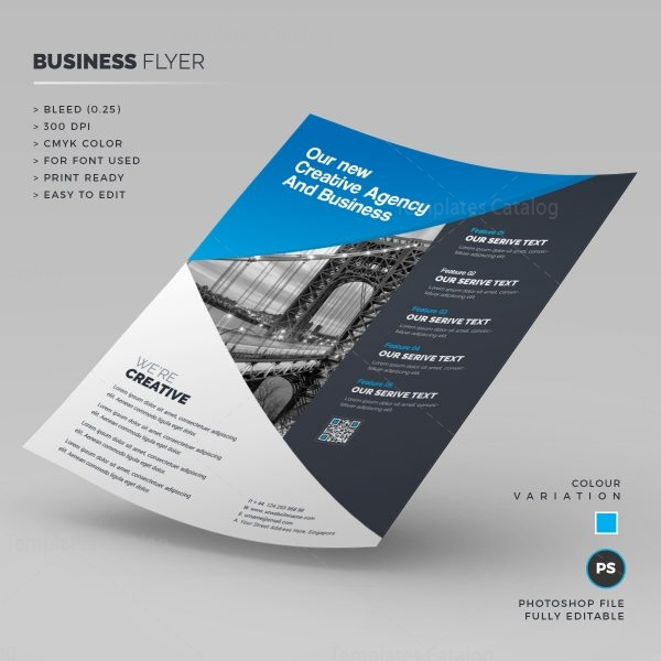 Triangle Corporate Flyer 1