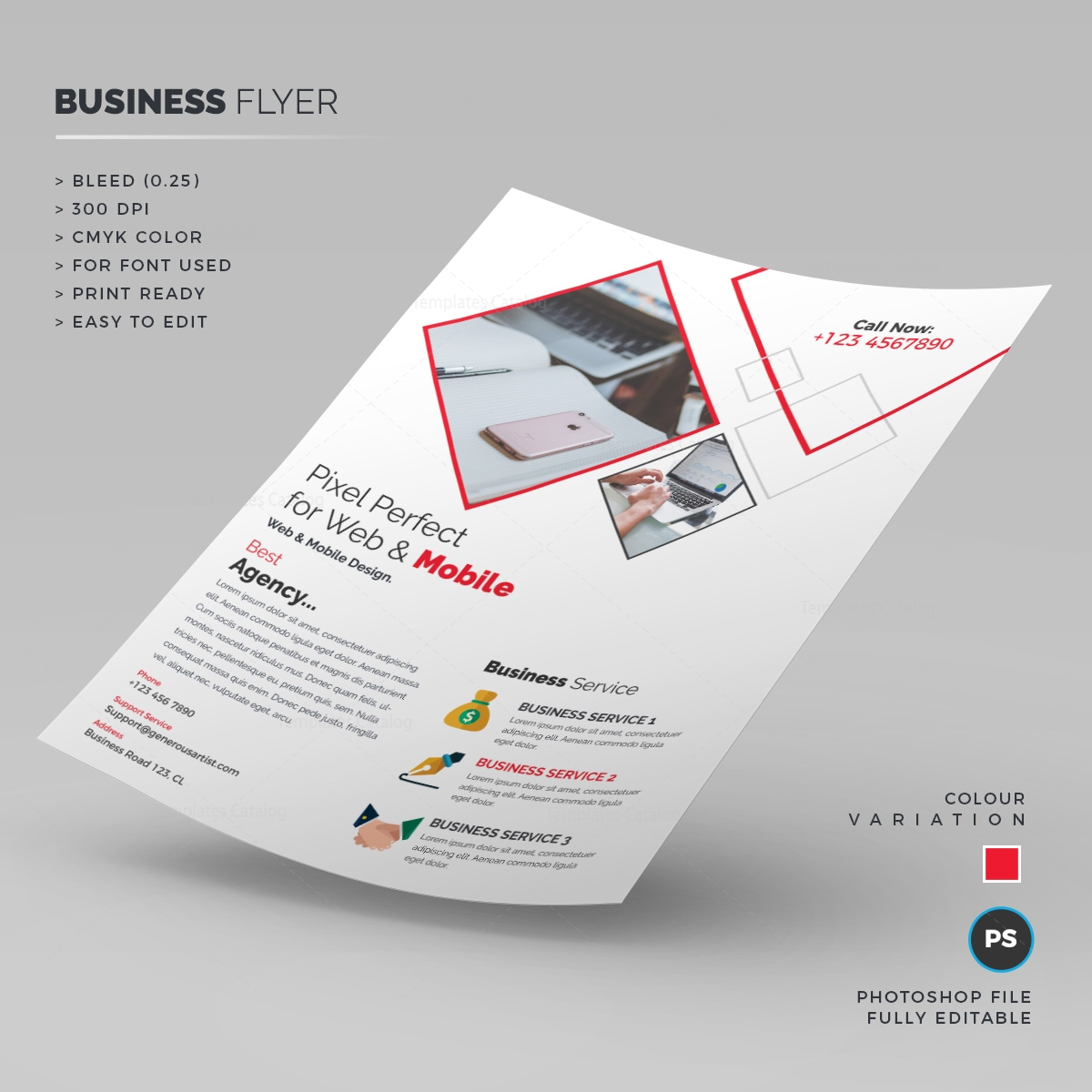 flyer business