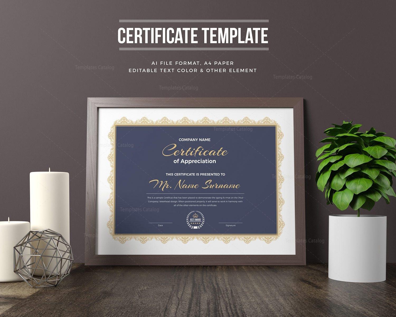 Landscape certificate template 000327 template catalog landscape certificate template 2 1betcityfo Gallery