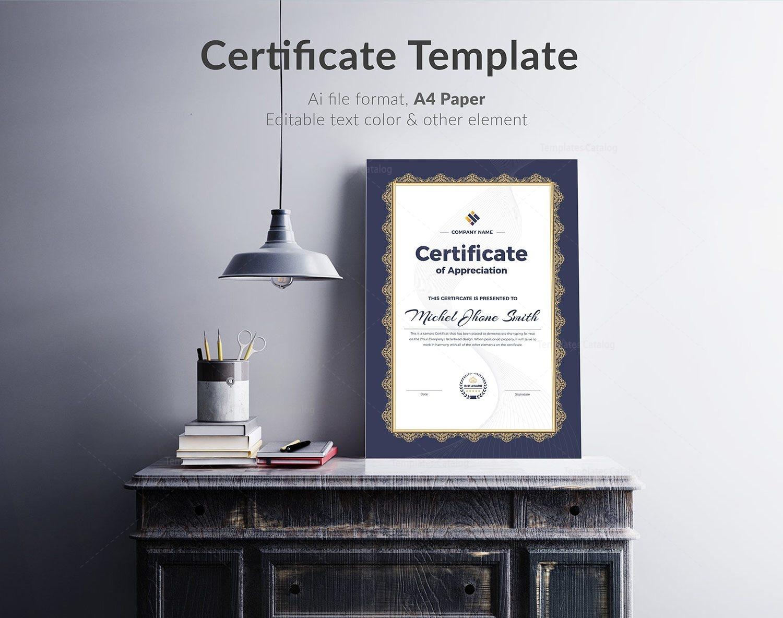 Professional certificate template 000324 template catalog professional certificate template 1 1betcityfo Gallery