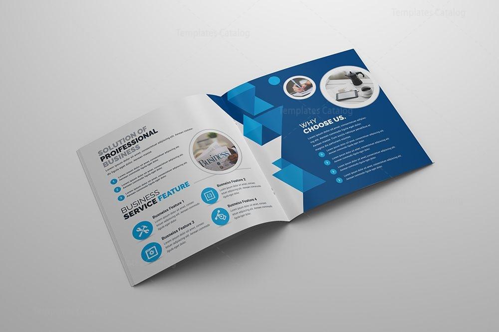 Bifold Brochure Template PSD Template Catalog - Bifold brochure template
