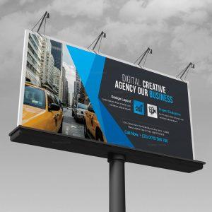 Business Billboard Banner Template
