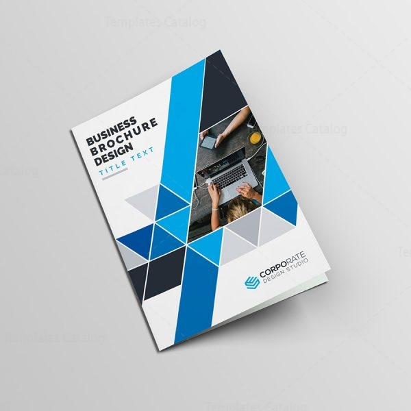 Business Brochure Design Template   Template Catalog