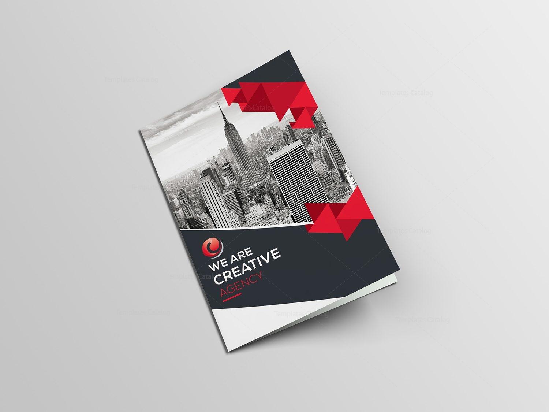 Classy bifold brochure template 000432 template catalog for Classy brochure design