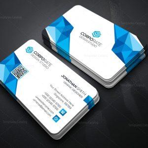 Diamond Creative Business Card Template