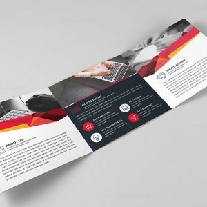 Editable Trifold Brochure Template