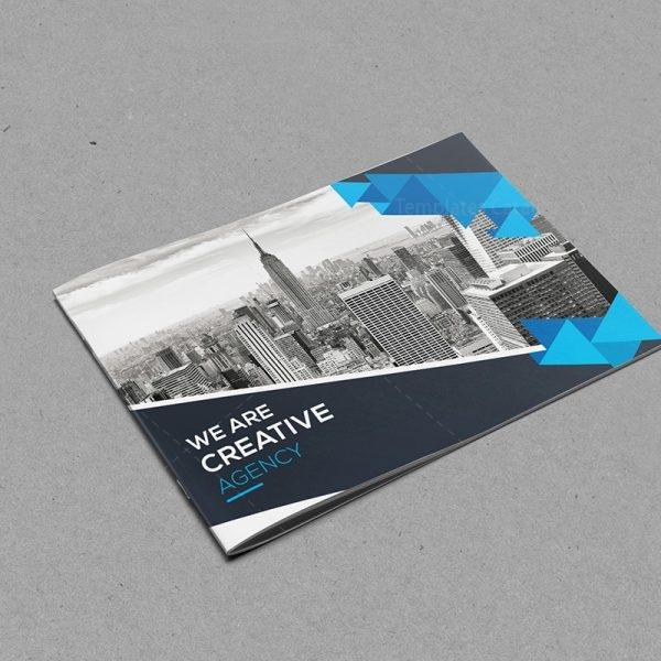Elegant Corporate Brochure Template 1