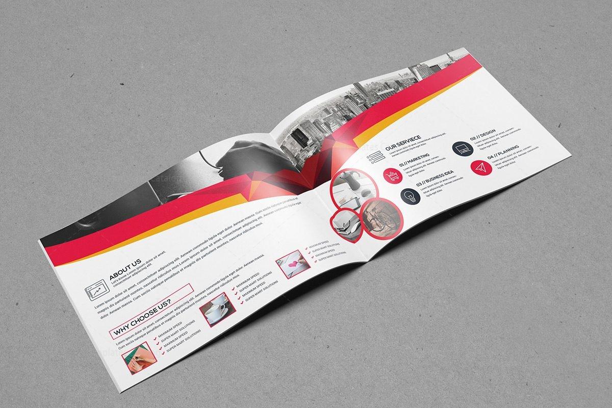 landscape brochure template 000400 template catalog