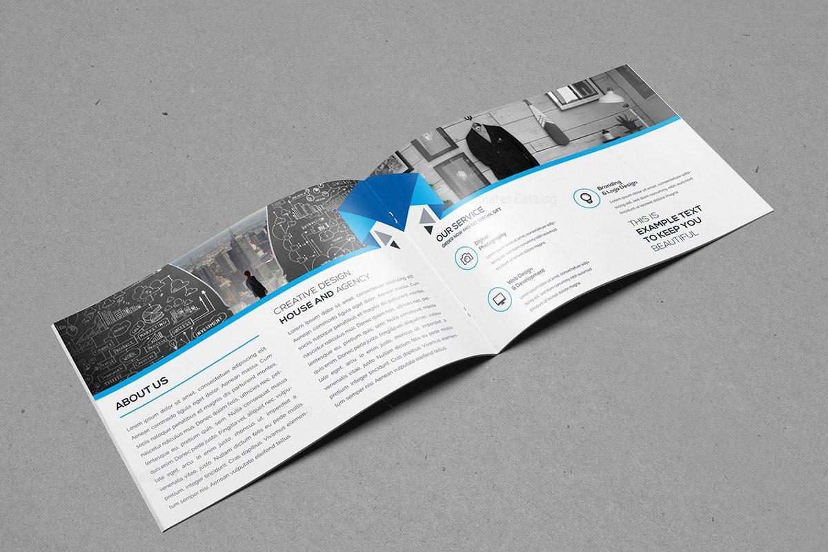 Landscape Brochure Template Template Catalog - Landscape brochure template