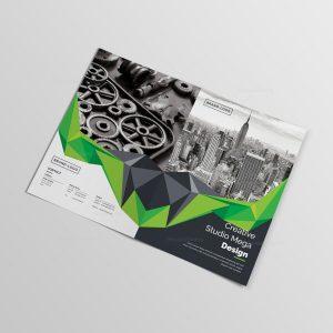 PSD Bifold Brochure