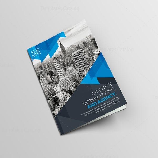 Psd Bifold Brochure Template 000434 Template Catalog