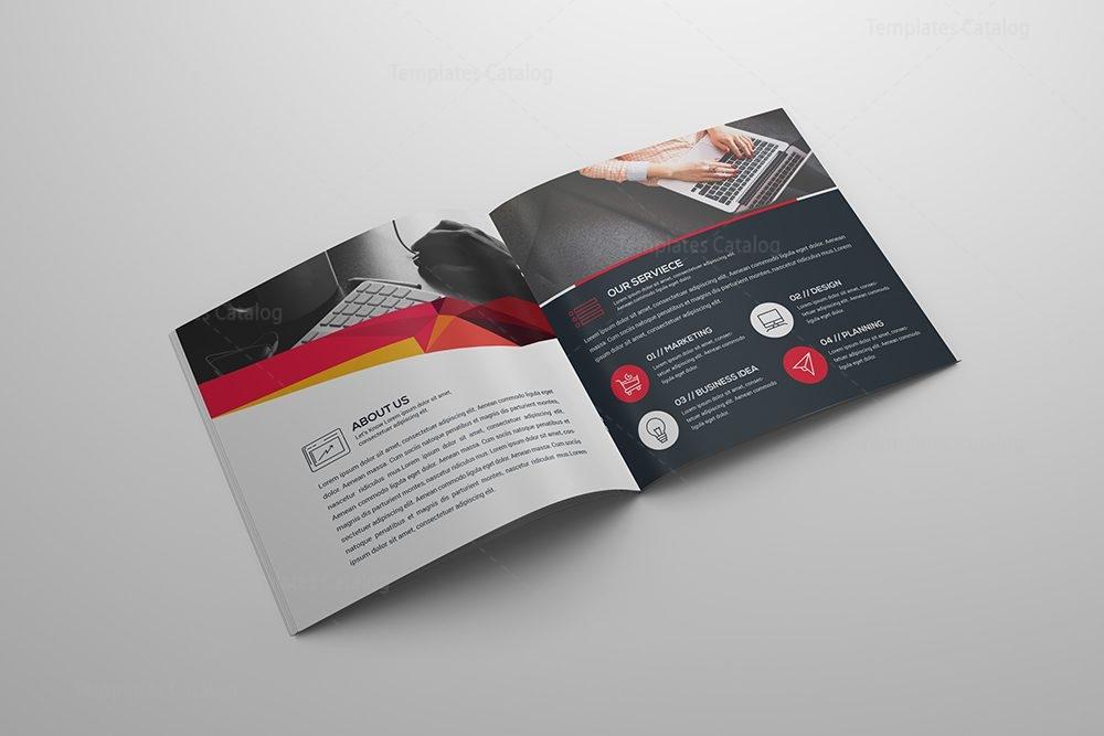 PSD Bifold Brochure Template Template Catalog - Bi fold brochure template