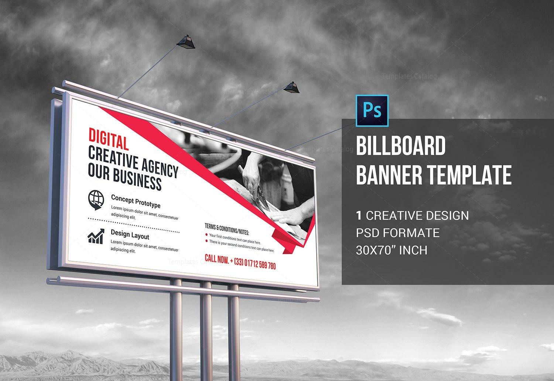 psd billboard banner template 000355 template catalog