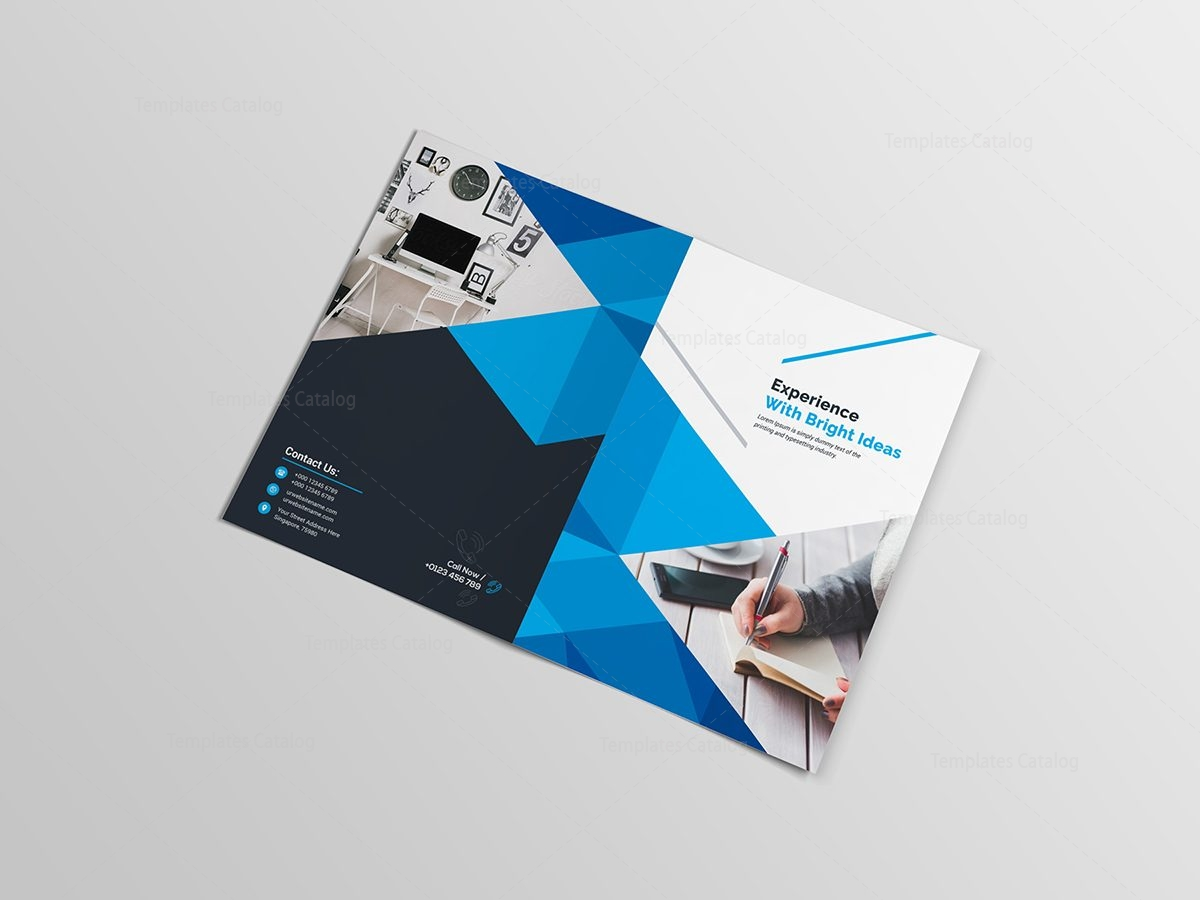 Professional bifold brochure template 000440 template catalog professional bifold brochure template 3 pronofoot35fo Images