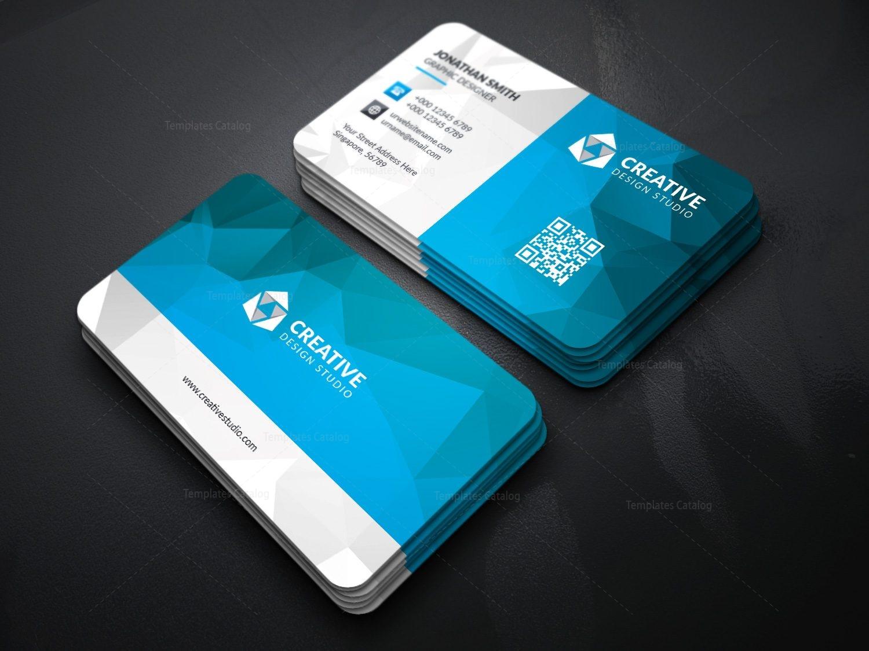 technology business card template 000368 template catalog