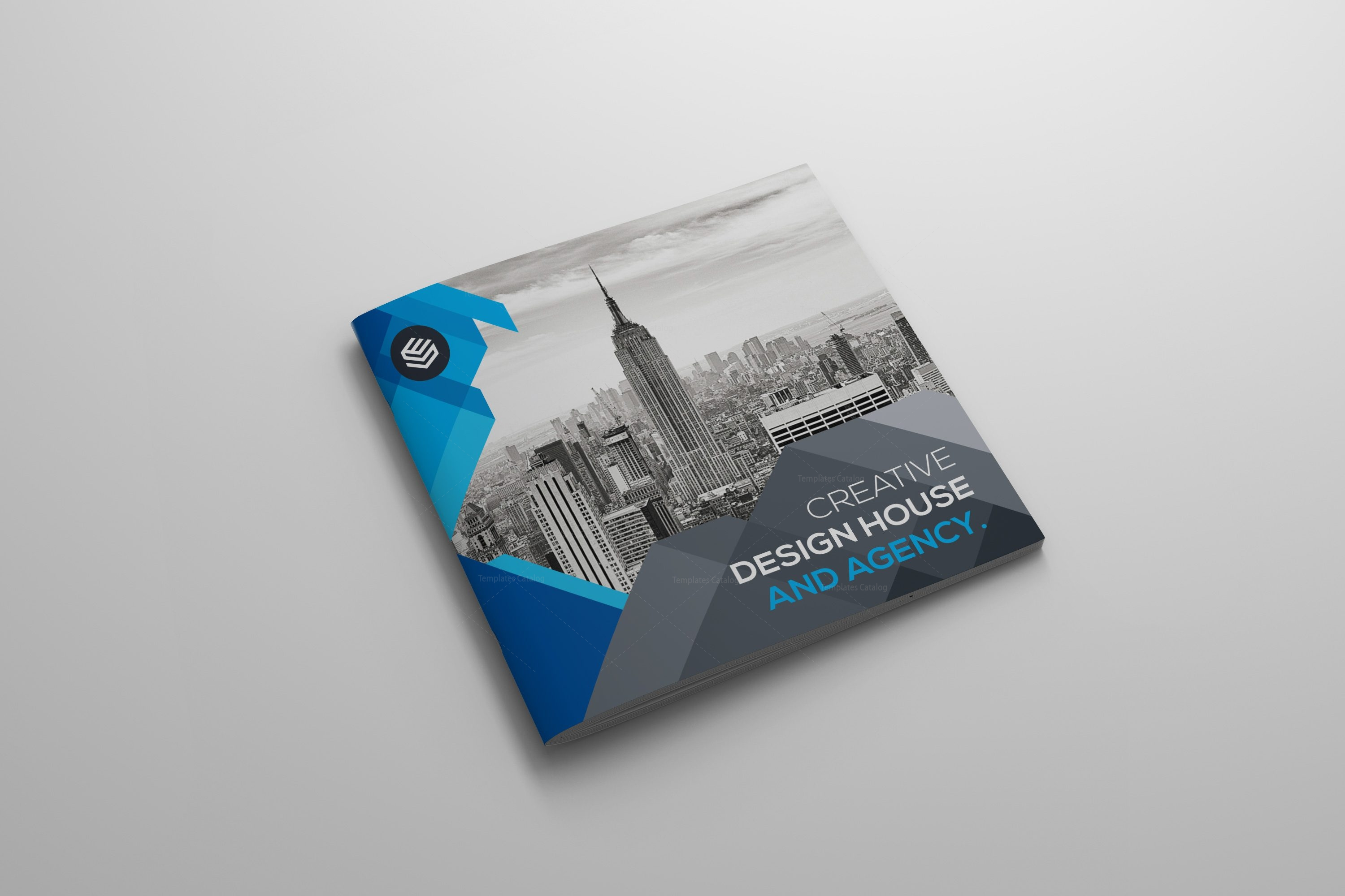 Agency Firm Brochure Template 000585 - Template Catalog