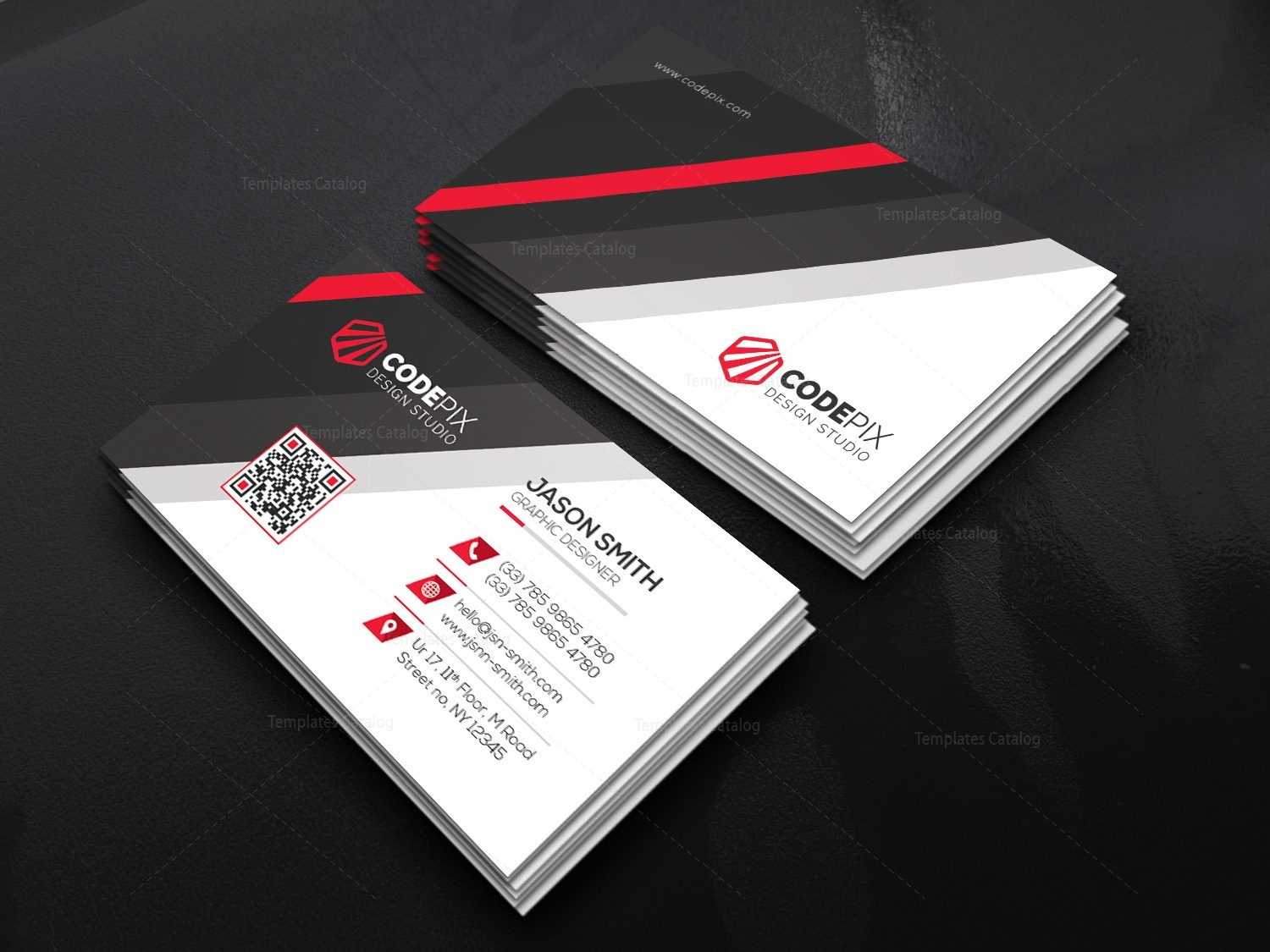 Psd business card templates image collections free business cards psd business card template archives template catalog business card template with stripe shapes magicingreecefo image collections magicingreecefo Gallery