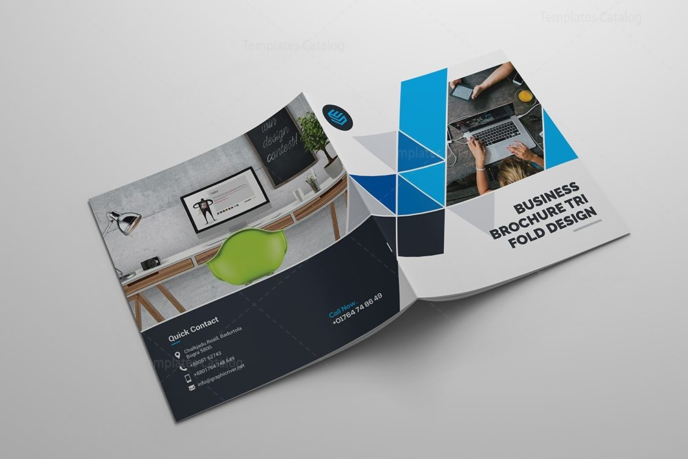 Company Brochure Template   Template Catalog