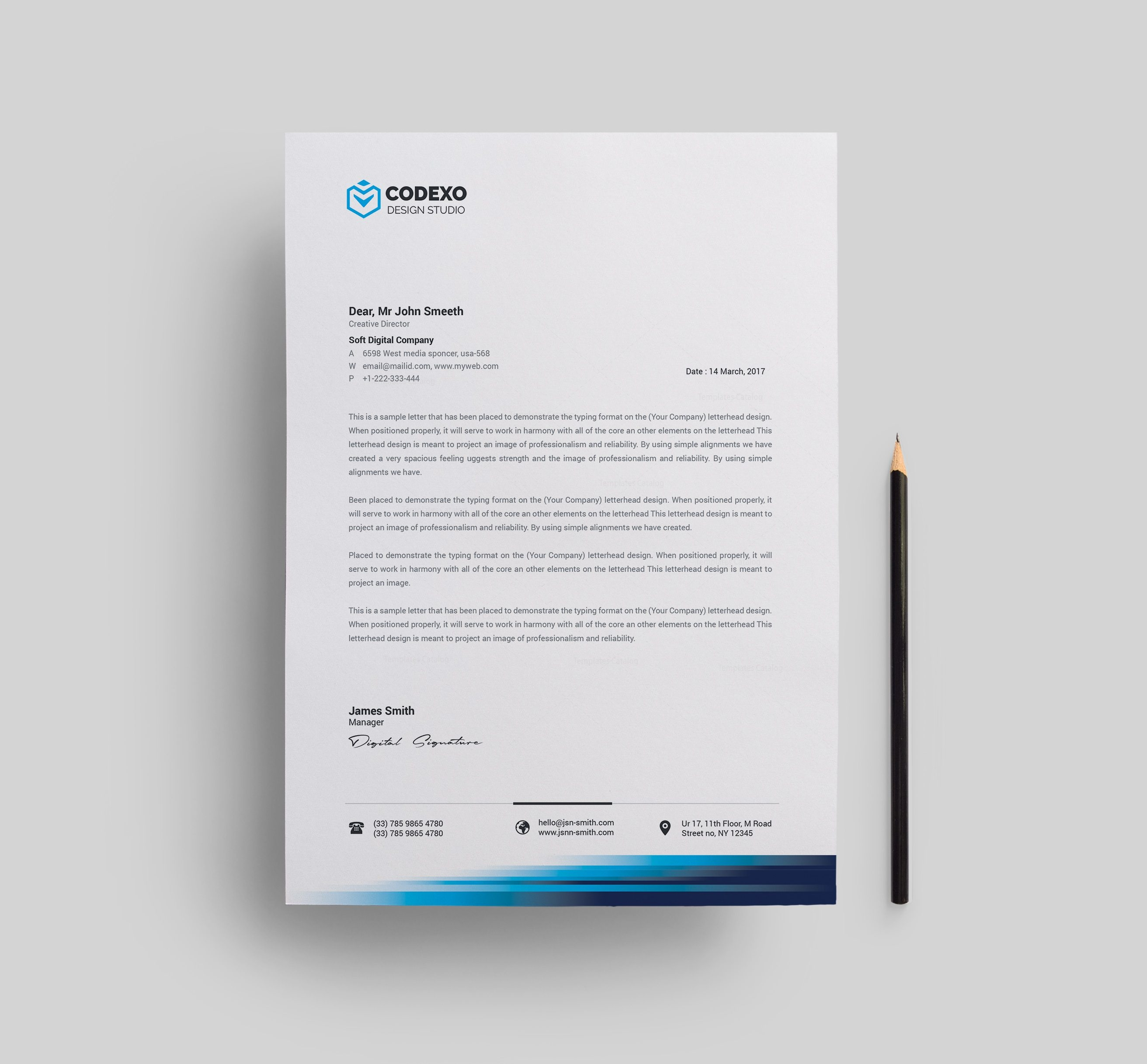 letterhead thevillas co
