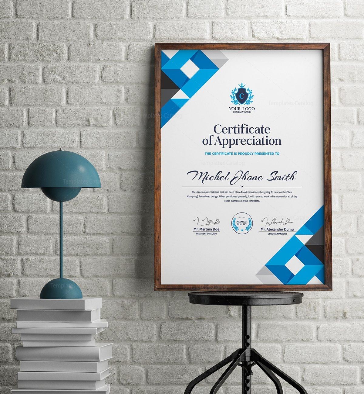 Elegant vertical certificate 000537 template catalog elegant vertical certificate 1 spiritdancerdesigns Choice Image