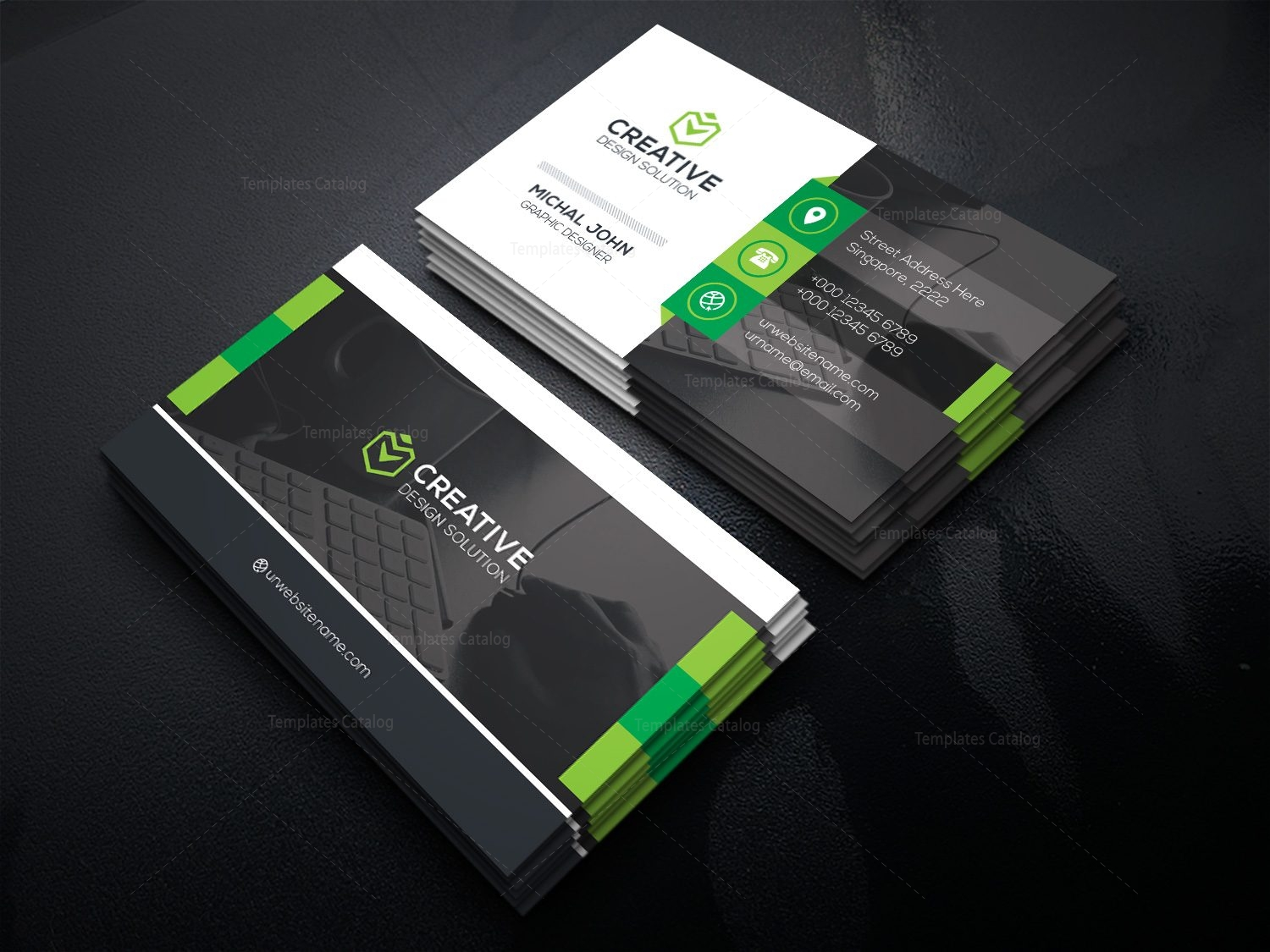 free business card templates 400 business card examples