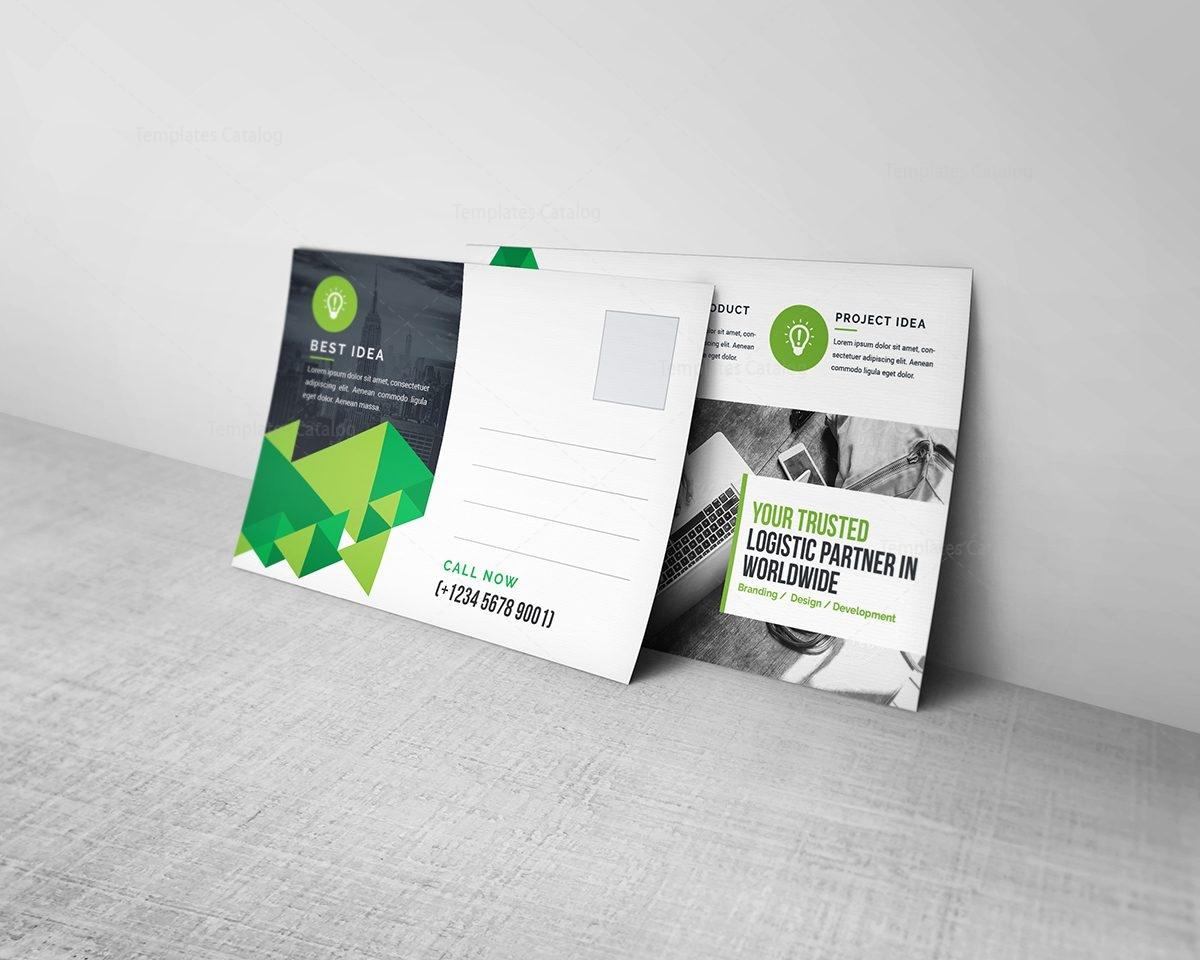in design postcard template - Ideal.vistalist.co