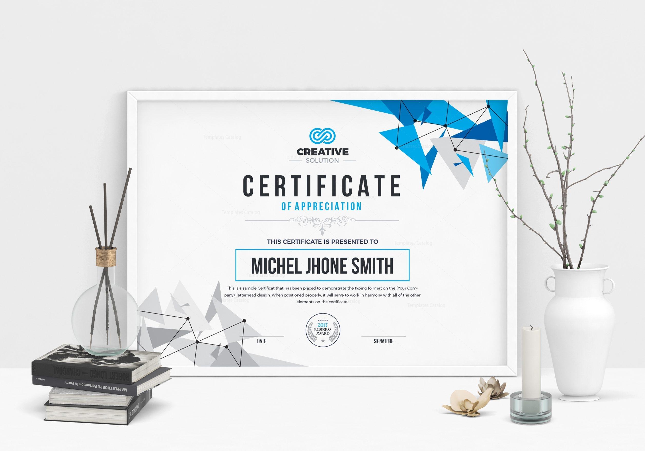 Premium certificate template 000503 template catalog premium certificate template 1 1betcityfo Gallery