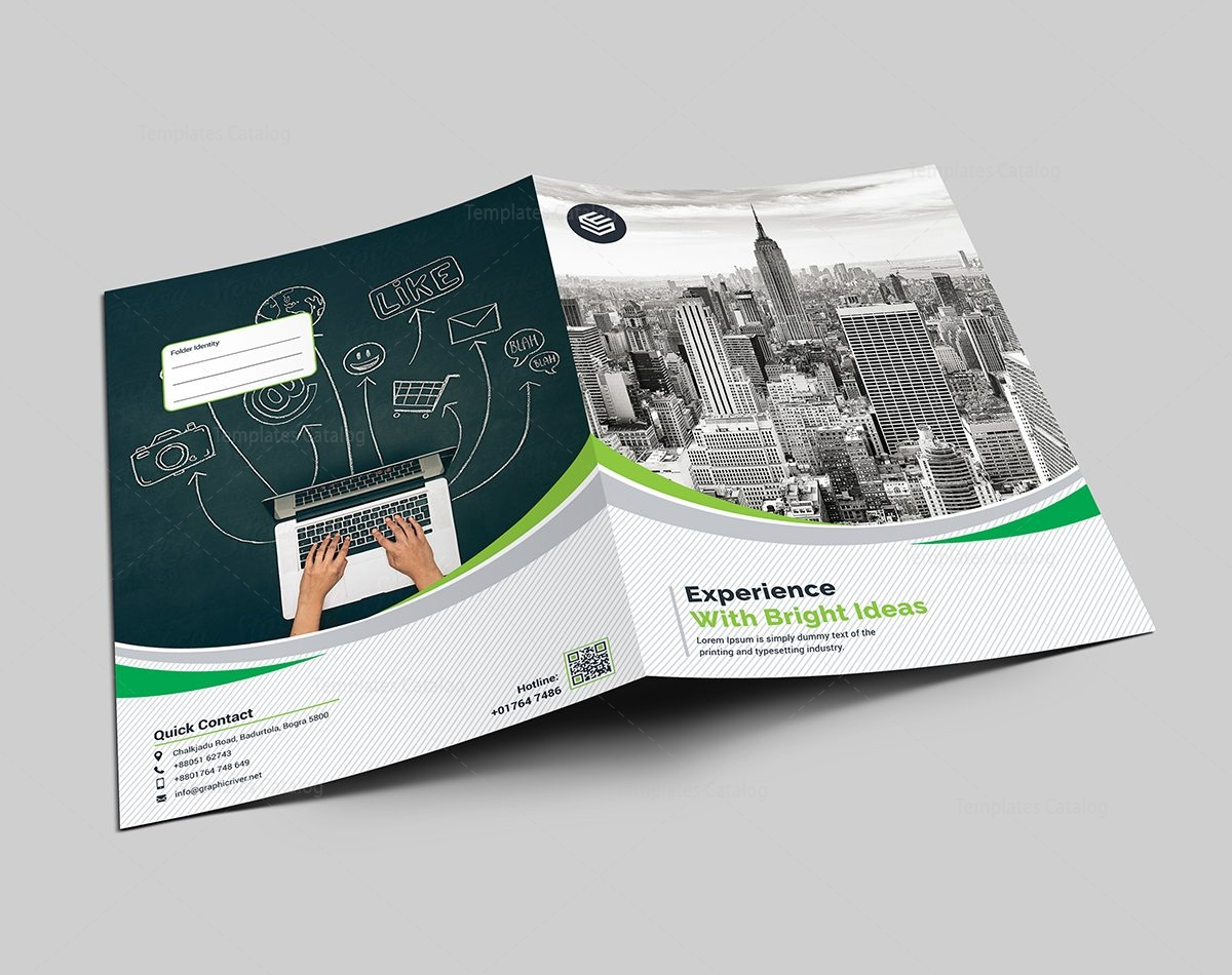 presentation folder template psd. 100 pocket folder design, Presentation templates