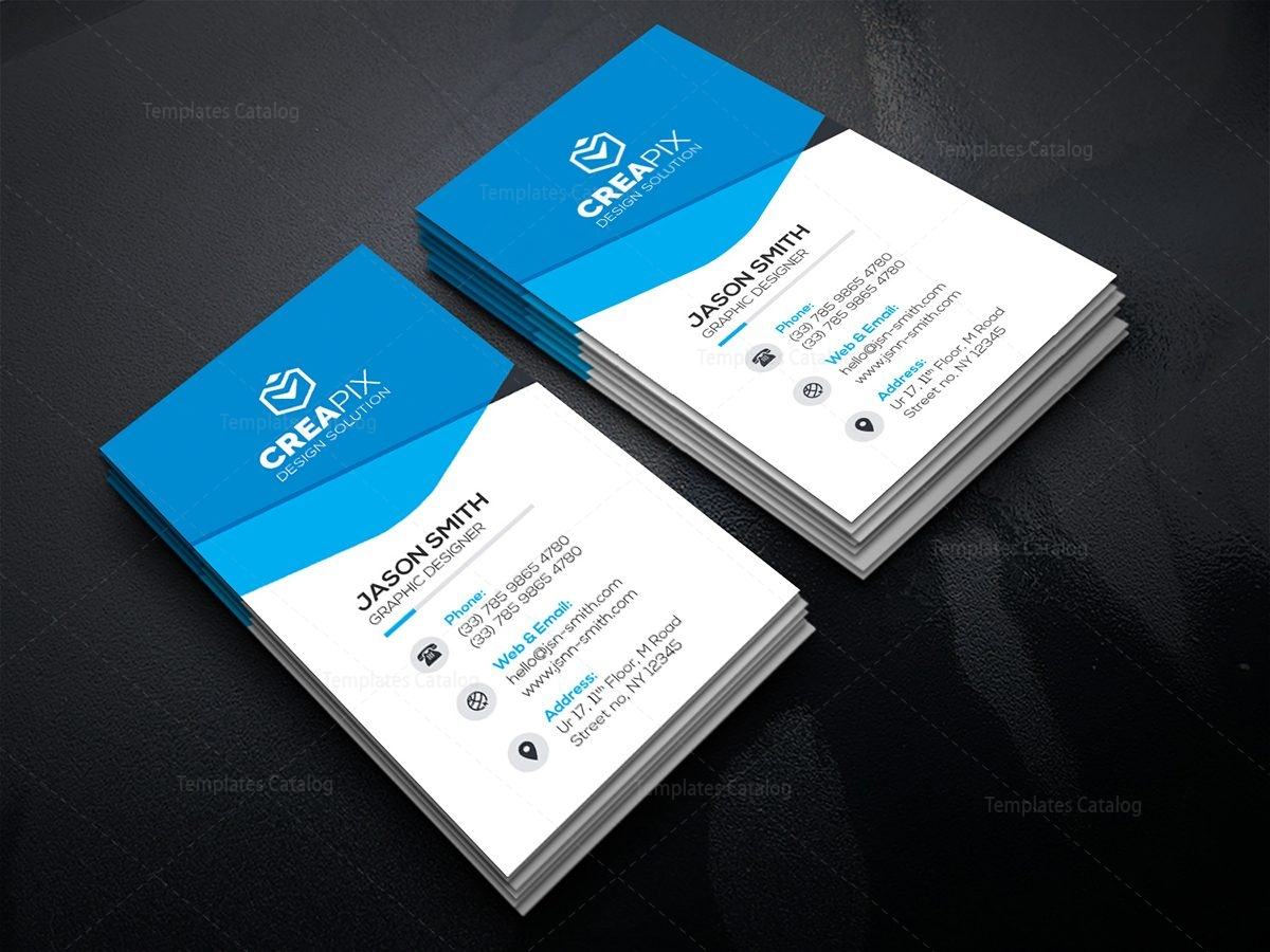 Vertical business card selol ink vertical business card reheart Gallery