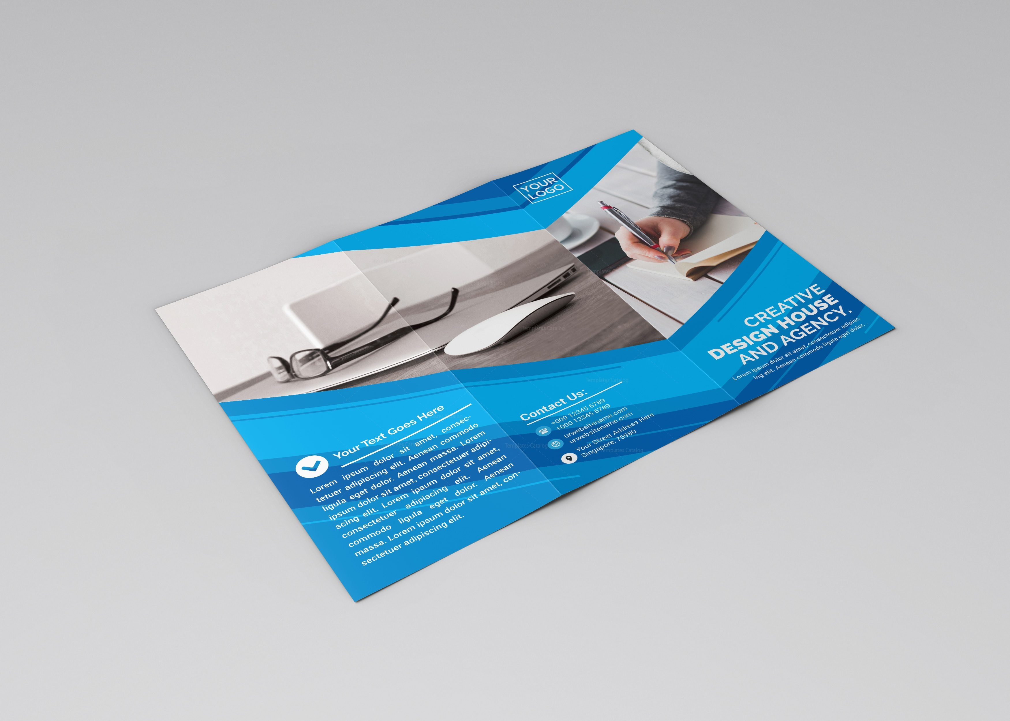 tri fold brochure template download 2 - apollo professional tri fold brochure template 000761