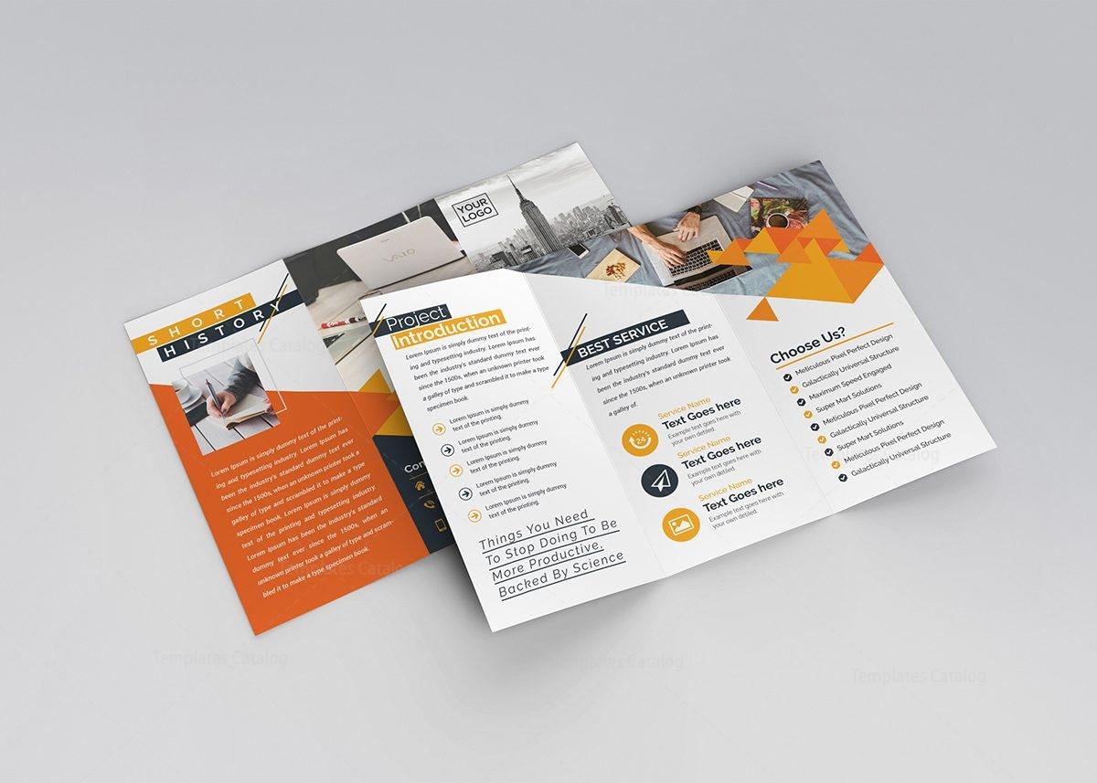 Artemis stylish tri fold brochure template 000762 for 6 fold brochure template