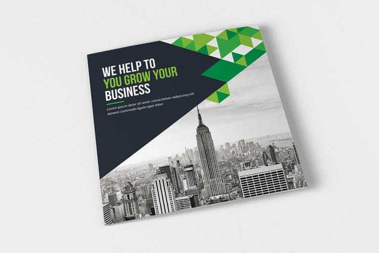 Atlas Corporate Tri-Fold Brochure Template 10
