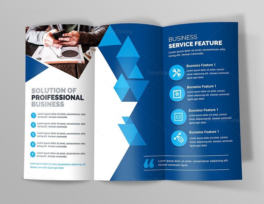 business premium tri fold brochure template 000745 template catalog