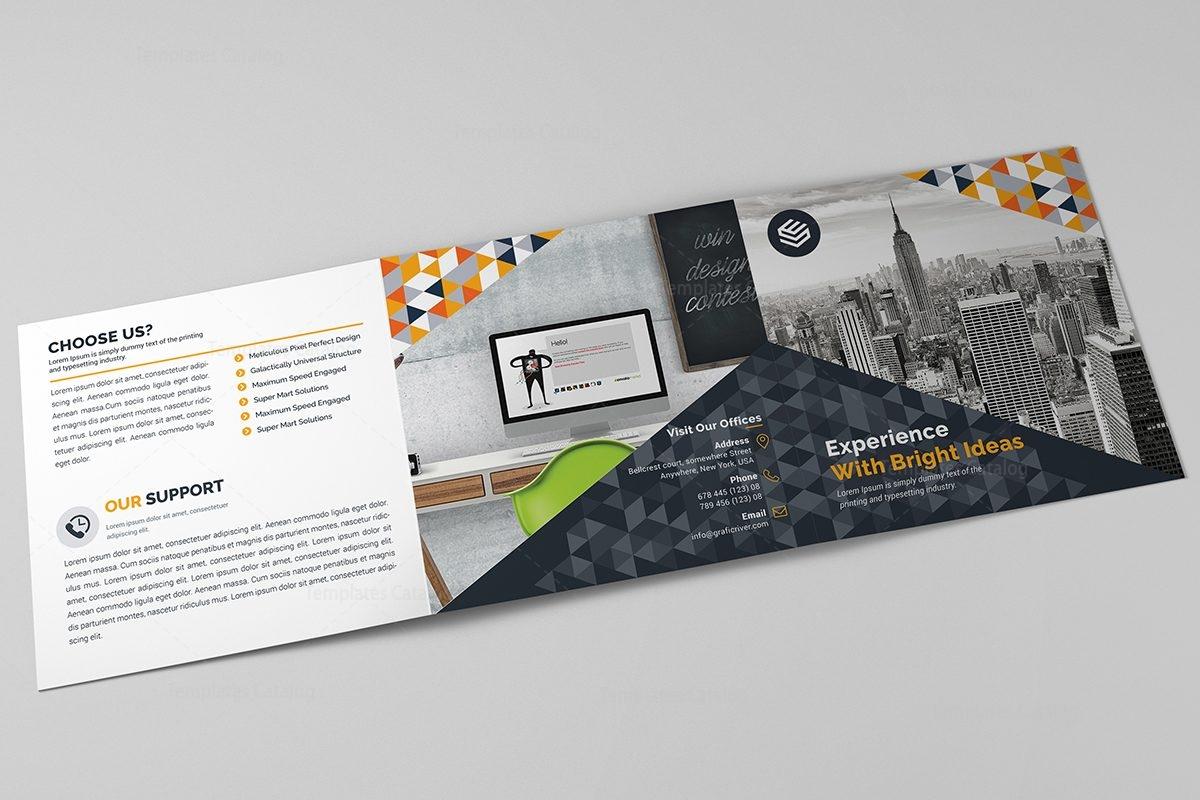 canopus corporate tri fold brochure design template 000667